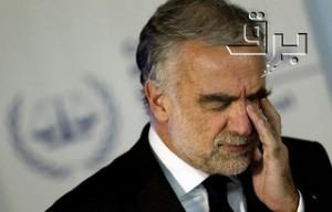 ICC's chief prosecutor Luis Moreno-Ocampo. Photo by شبكة برق   B.R.Q via flickr.