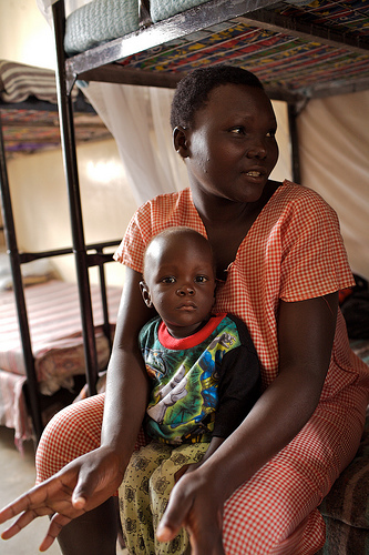In Uganda, prison reforms will allow for children to live with their incarcerated mothers even after infancy. International examples may help create new American imprisonment models to support families. Photo by Endre Vestvik via flickr.com.