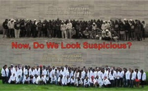 Howard University College of Medicine Photo via Facebook and Buzzfeed.