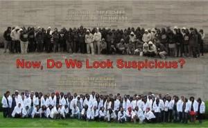 Howard University College of Medicine Photo via Facebook and Buzzfeed.