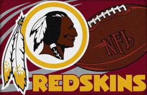 "More and more media outlets refuse to use the name ""Redskins"" when writing about the D.C. team."