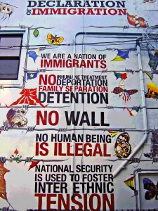 Chicago Immigration Mural Photo Flickr CC by Mary Anne Enriquez