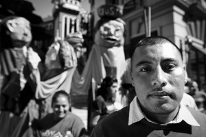 Heriberto Zamora is one of an estimated 600,000 or more undocumented restaurant workers in L.A. who have suffered pay violations. He successfully fought back. Photo by Charlie Kaijo via flickr CC.
