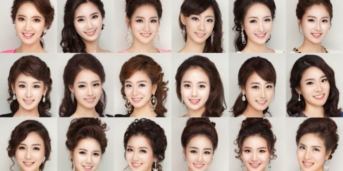 The Homogenization Of Asian Beauty The Society Pages