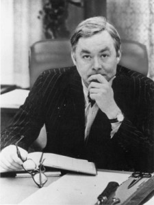 "Daniel Patrick Moynihan, author of the infamous report, ""The Negro Family: The Case For National Action,"" since dubbed, simply, ""The Moynihan Report."""