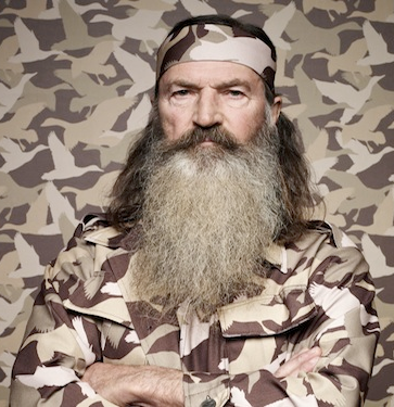 to duck dynasty star phil robertson s recent comments on same