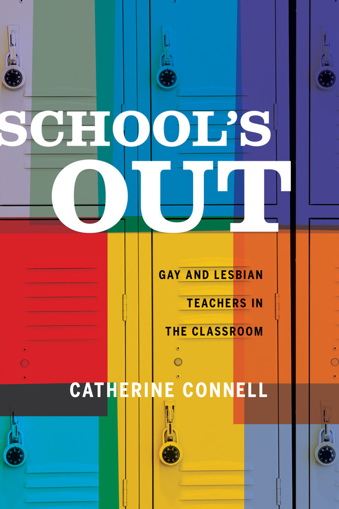 Connell - School's Out (cover image)