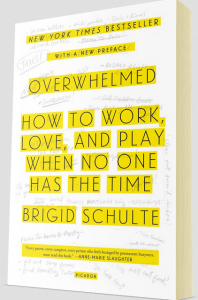 Overwhelmed, by Brigid Schutle