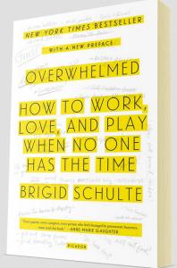 Overwhelmed, by Brigid Schutle