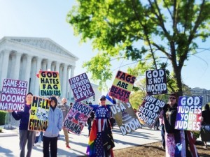 Same-Sex Marriage Dooms Nations