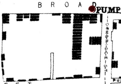 John Snow - Mapping Cholera 1854