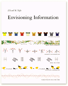 Envisioning Information - Edward Tufte