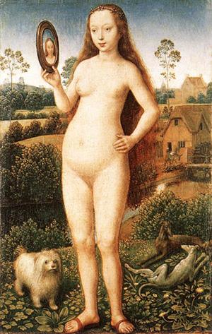 Vanity by Hans Memling, 1485
