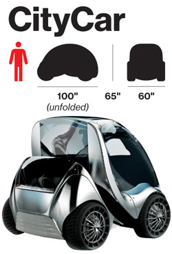 CityCar Vehicle