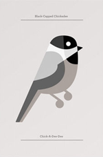 Chickadee by Josh Brill