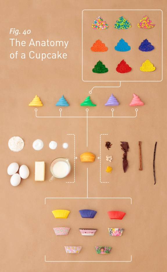 Anatomy of a Cupcake | Allen Hemberger