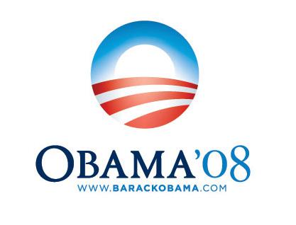 Obama Campaign Logo, 2008