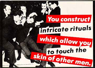 "Barbara Kruger ""Untitled"" 1981"