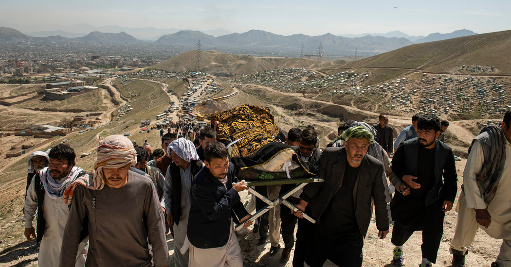 Afghanistan's Ethnic Minority at Risk of Genocide
