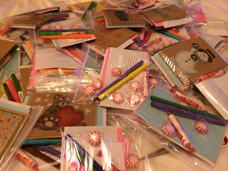 IO card packets 2013