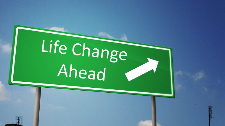 essay on change in your life