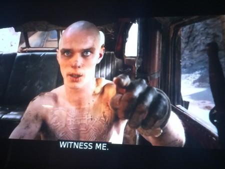 Witness me(n)