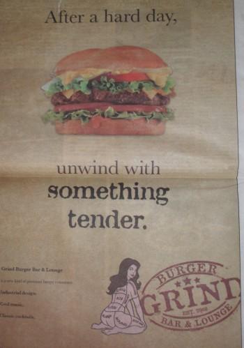 RY grind burger