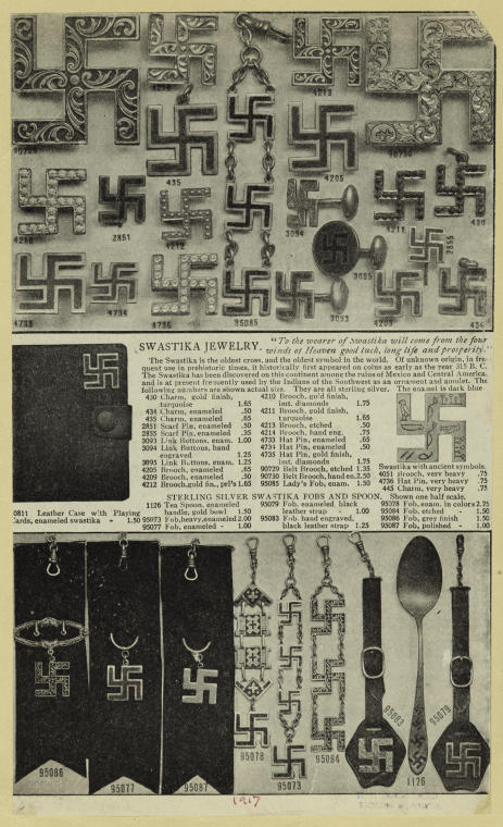 The Swastika Before World War Ii Sociological Images