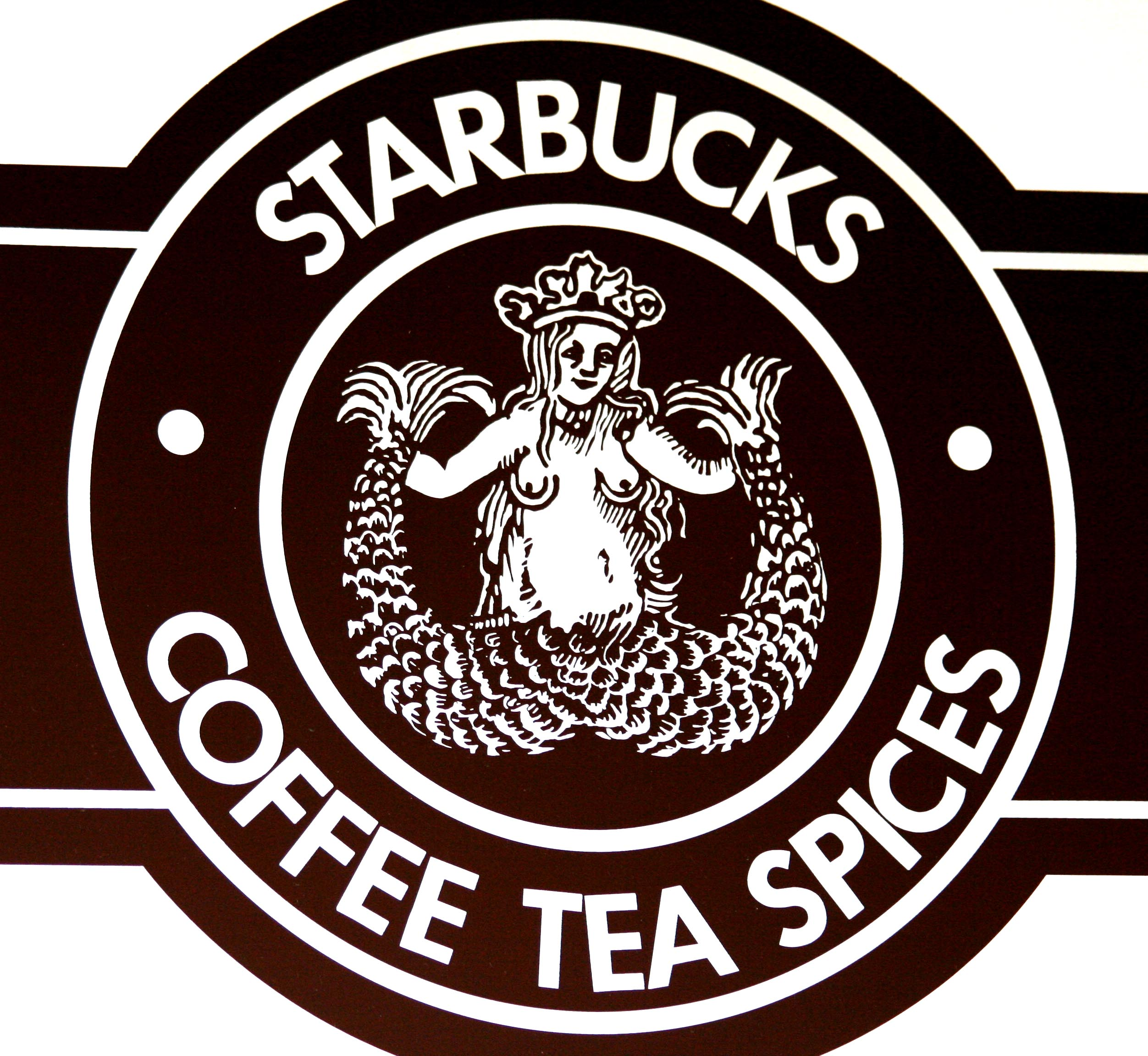 Image result for logo with breasts starbucks