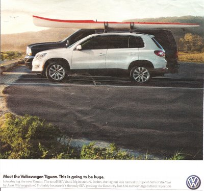 Ad For Compact Suv Sociological Images