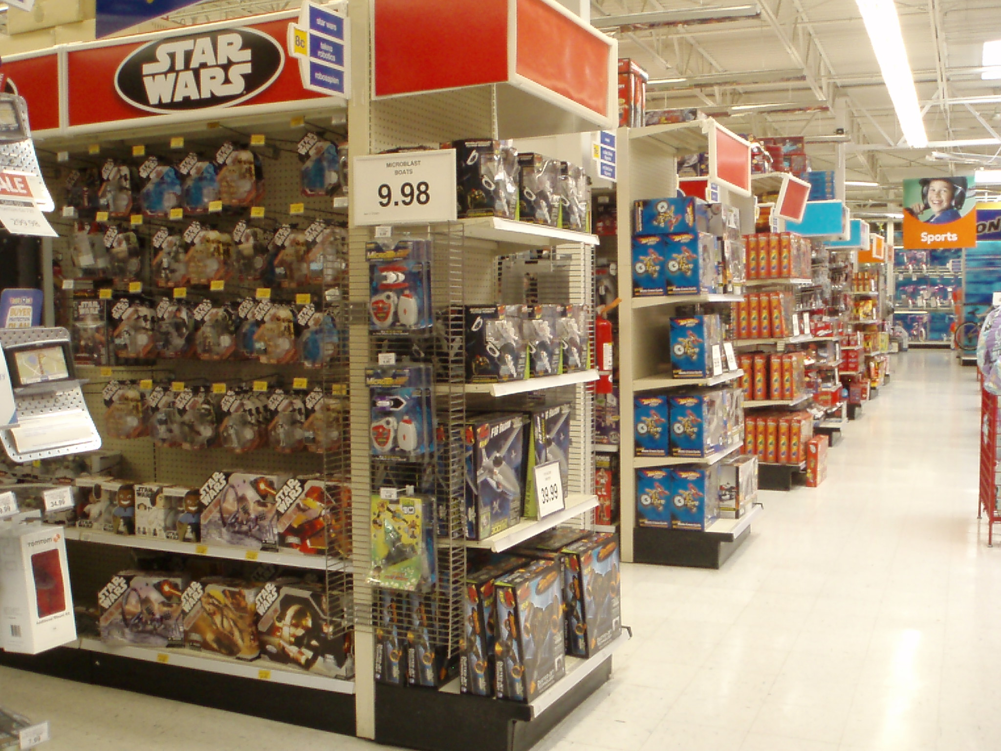 Toy Stores For Boys : What kids learn at toys 'r us sociological images
