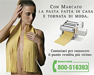 Marcato Pasta Maker Ad