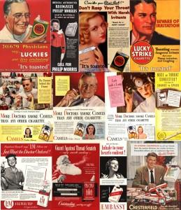 tobacco-ad gallery flier