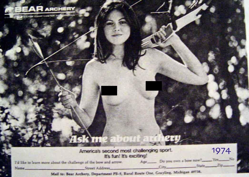 Sexy archery women-6159