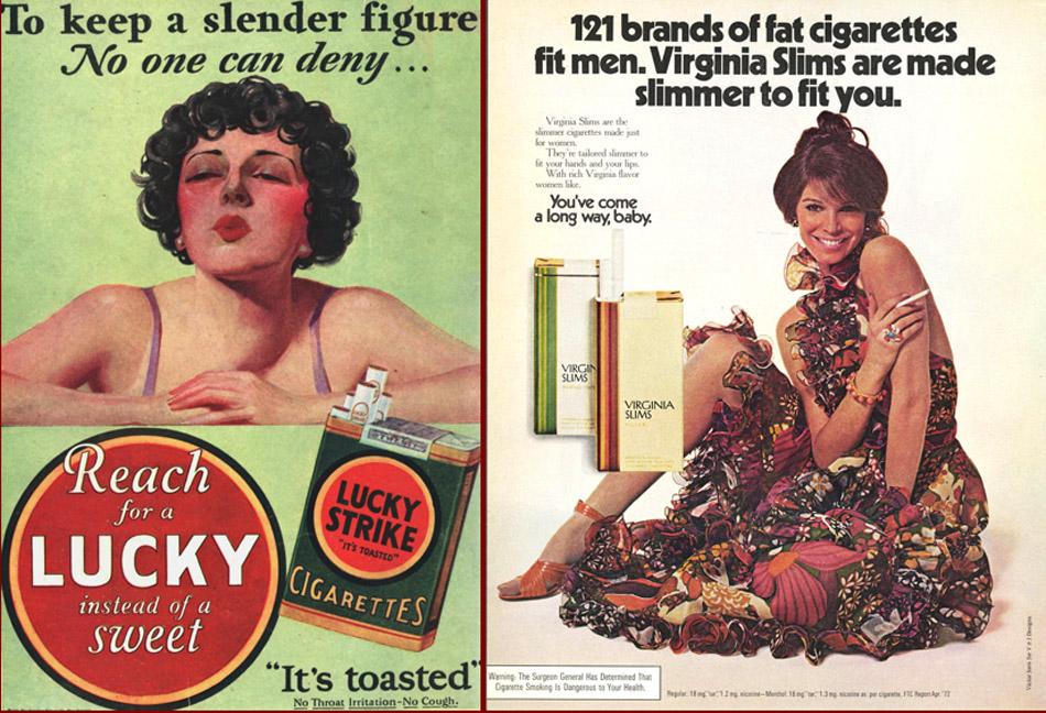cigarette advertisment essay