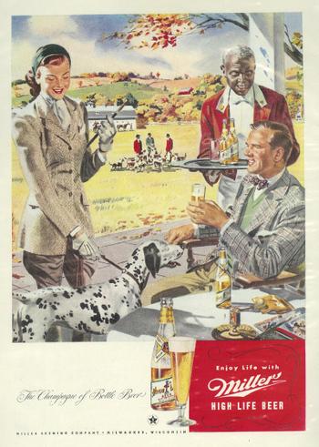 Vintage Ads With Black Servants Sociological Images
