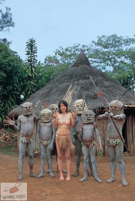 порно фото племена аборигенов
