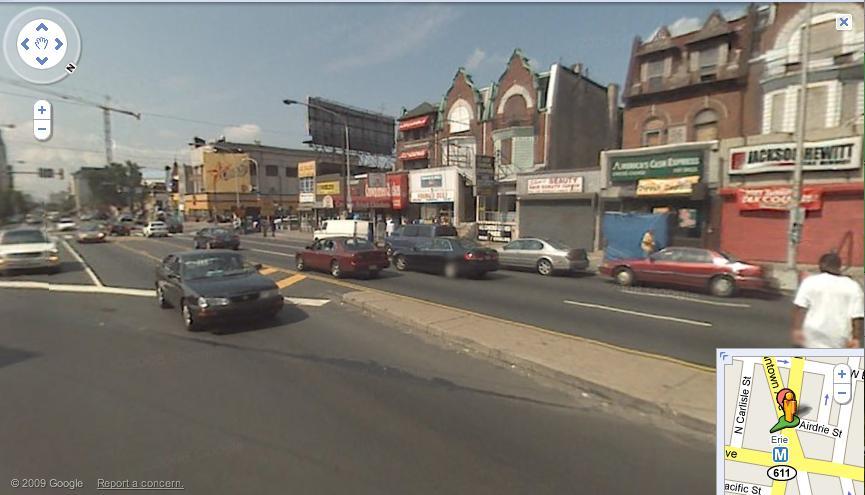 Using Google Maps To Teach Urban Ethnography