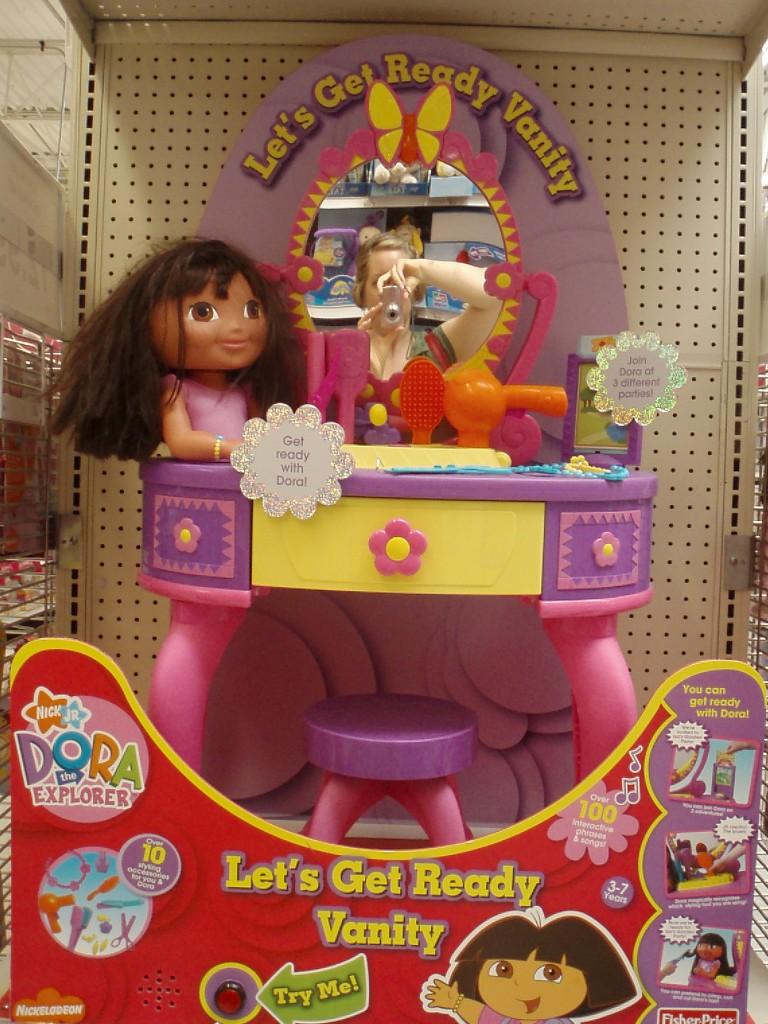 Dora The Explorer S Makeover Sociological Images