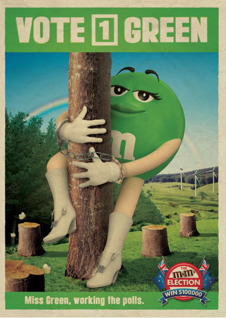 vote_green_pole