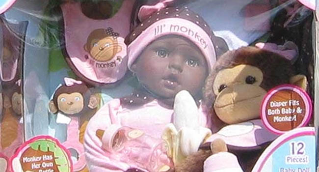 Black Lil Monkey Baby Doll Sociological Images