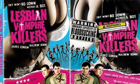 Lesbian Vampire Killers movies