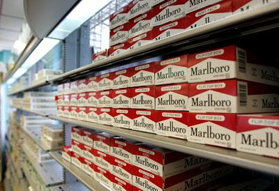 Can you buy cigarettes at Costco UK