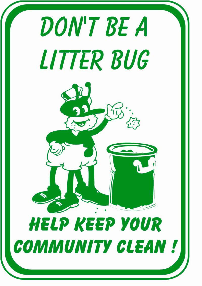 dont be a litter bug Find this pin and more on don't be a litterbug by b approximately 157 kgs of is emitted for every kms of distance covered on road by a tons diesel truck/lorry read more how relocatexp works towards making every shipment green.