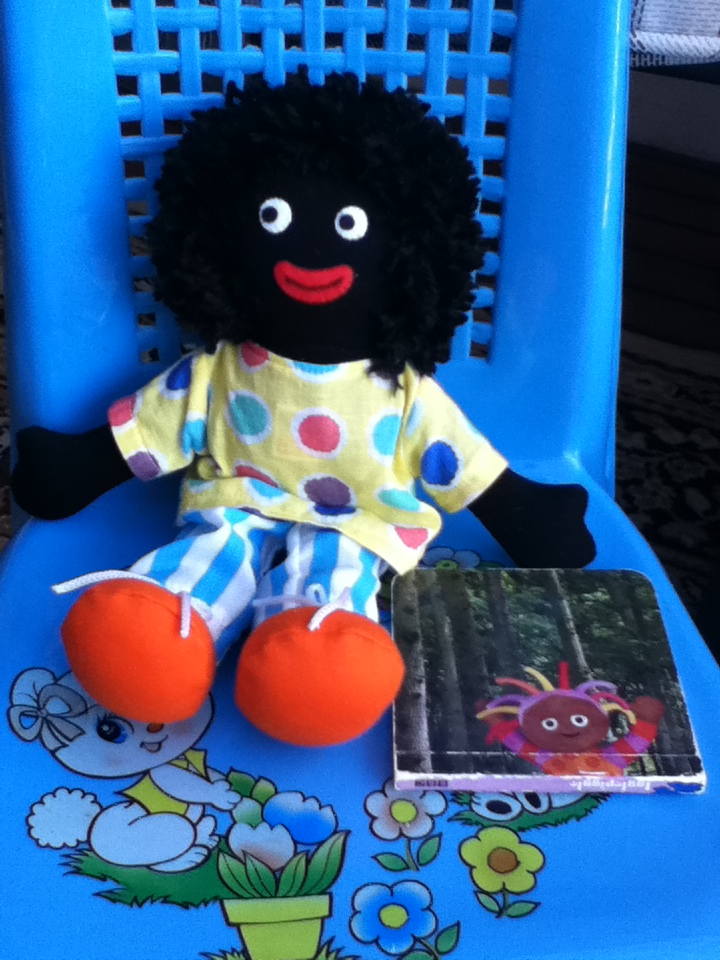 Golliwogs New Versions Of Old Racist Dolls Trigger Warning