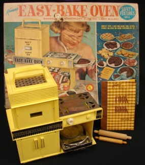 The Evolution Of The Easy Bake Oven Sociological Images
