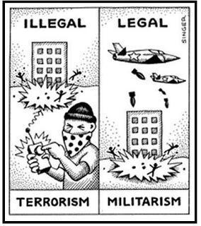 terrorism-militarism