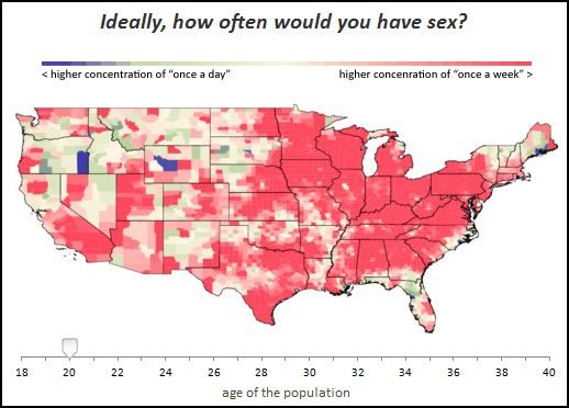 Pity, Older women sex preferences