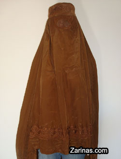 burqa_saddlebrown