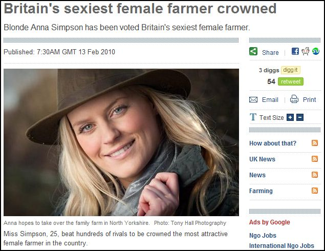 A good headline for a dating site